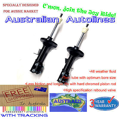2 Struts for Holden Commodore VT VX VX2 Sedan HD Front Shock Absorbers Std & Low