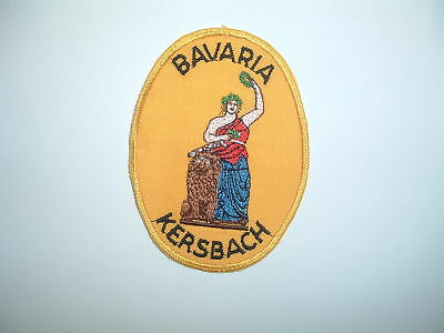 Patch Foreign Bavaria Kersbach