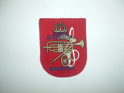 Patch Foreign St.cecilta Gingelom