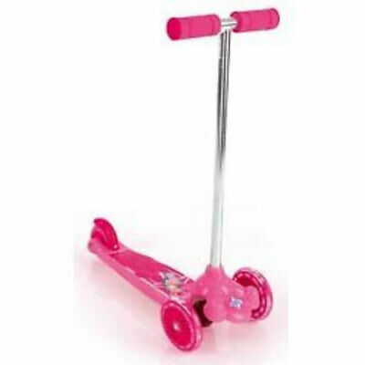 Eurotrike - Twist & Roll Tri Scooter - Pink NEW outdoor kids activity toy