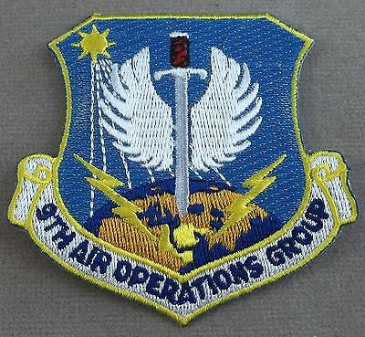 US Air Force Patch 9th Air Operations Group