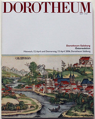 DOROTHEUM April 2006 Fine Arts auction catalogue