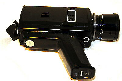 CHINON 38 PACIFIC Super 8 movie cine camera