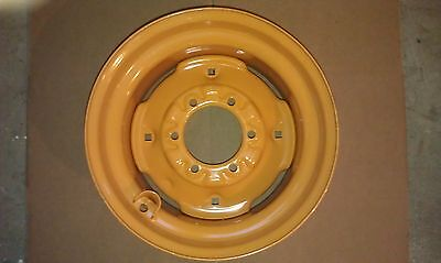 NEW 16.5X8.25X6 Skid Steer Wheel/Rim for Case fits 10X16.5 tire-10-16.5 6 lug