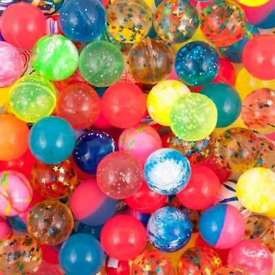 20 x high bounce super jet balls,assorted.great party,loot, bag fillers.27mm