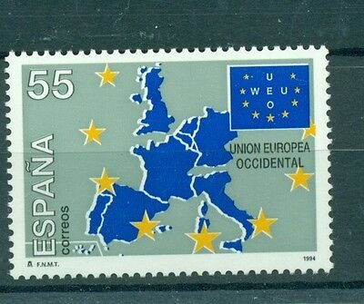 EMBLEMI - EMBLEMS SPAIN 1994 WEU 40th