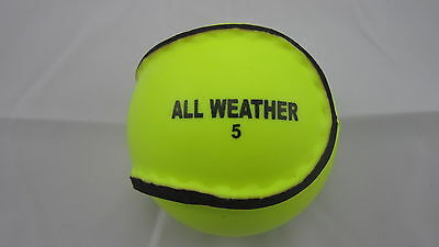 All Weather Sliotars Size 5 Sliotar