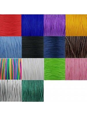 5m braided Nylon Knotting thread 1.8mm Thick bracelets cord Shamballa Kumihimo