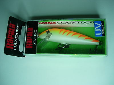 RAPALA COUNTDOWN CD7 FISHING LURES 1/4oz / 8g ALL COLOURS
