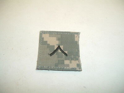 Military Us Army Patch For Acus Digitalhook Loop Back Pv2 Private  Rank E-2
