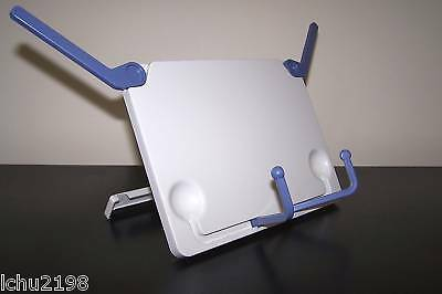 Adjustable Portable Recipe Book Stand Holder / Reading Document Holder