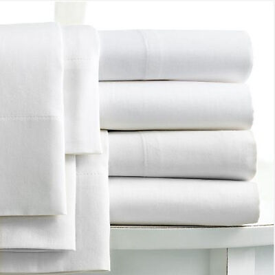 Linens Limited Egyptian Cotton 400 Thread Count Flat Sheet