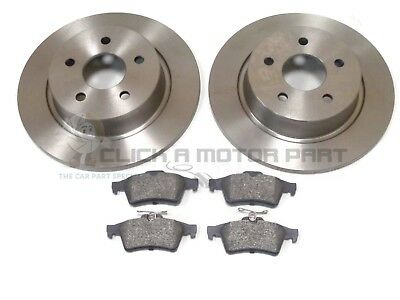 FOR CHEVROLET DAEWOO LACETTI 1.4 1.6 1.8 2004/> FRONT BRAKE DISCS SET DISC PADS