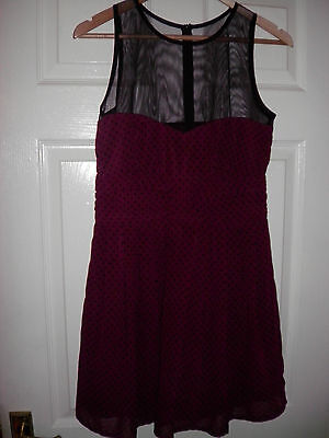 Republic Polka Dot Dress  BNWOT Size 10