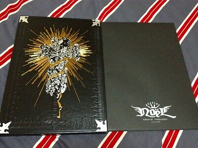 Japan Death Note Obata Takeshi Illustrations Artbook blanc et noir Deluxe ver.