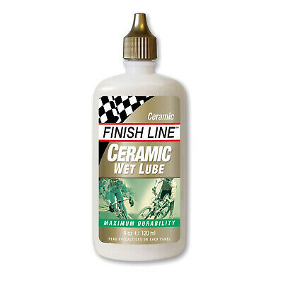 Finish Line Ceramic Wet Lube 4Oz