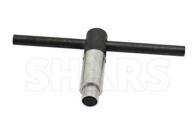 """SHARS 3/8"""" Self-Ejecting Key for 5"""" & 6"""" Lathe Chuck NEW"""