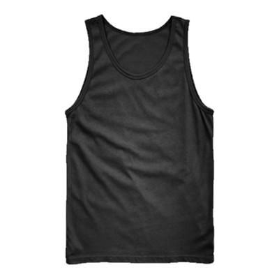Army Vest Combat Men Tank Top Military Us Fashion Fancy Dress Sleeveless Black