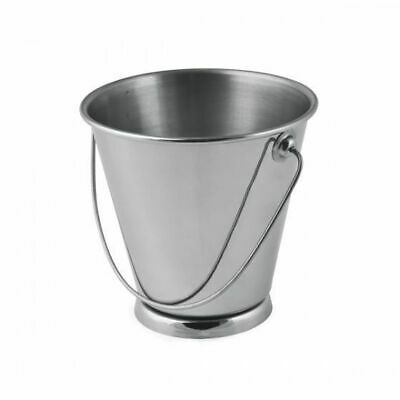 Serving Dish 120mm, Bucket /Pail, Curry, Fries, Sides, Stainless Steel
