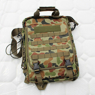 Laptop bag backpack Macbook Air iPad AUSCAM DPCU Army Military molle NEW