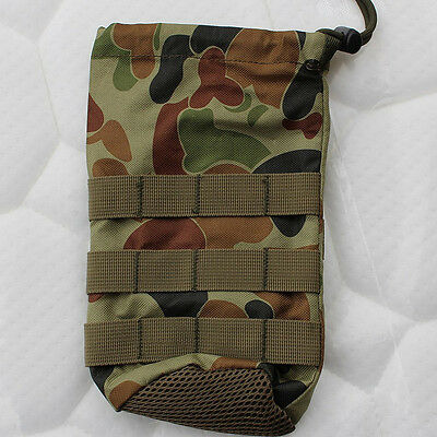 Water Bottle pouch AUSCAM DPCU Army Military 4 molle webbing vest bag NEW