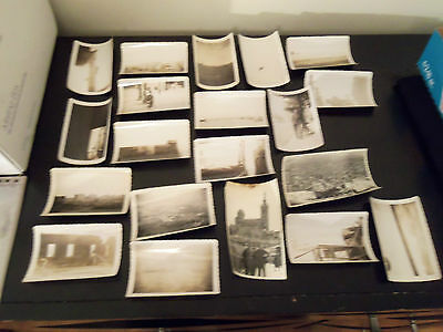 VINTAGE 1940S MILITARY WWII 20 PHOTOGRAPH LOT NAVY ARMY SHIP FLAG BOAT WAR JEEP!
