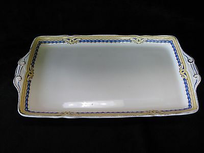 "Vintage Small ""creampetal Grindley England"" Serving Tray"