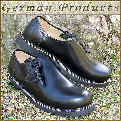 Oktoberfest Lederhosen German Bavarian Trachten Cowhide Analeen Leather Shoes