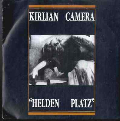 KIRLIAN CAMERA Helden Platz / Burial 45 giri Ultrararo