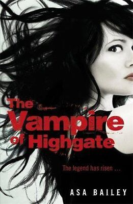 The Vampire of Highgate, Bailey, Asa, New condition, Book