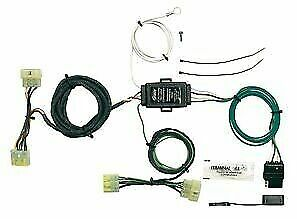 Cool Hoppy 43315 Plug In Simple Trailer Hitch Wiring Kit For Toyota Wiring Digital Resources Ommitdefiancerspsorg