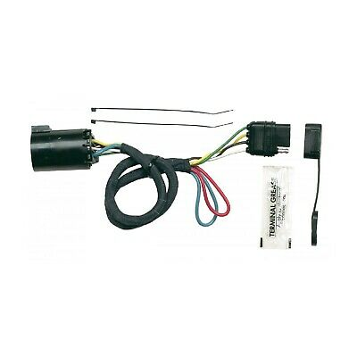 Admirable Hoppy 41155 Plug In Simple Trailer Hitch Wiring Kit For Gmc Olds Wiring 101 Cranwise Assnl