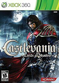 Castlevania Lords of Shadow - XBOX 360 Complete