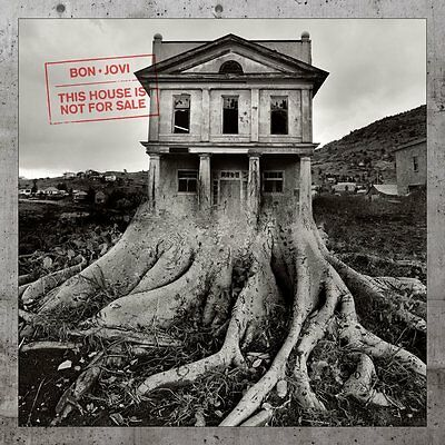 BON JOVI This House Is Not for Sale CD Deluxe Extra Tracks NEW .cp