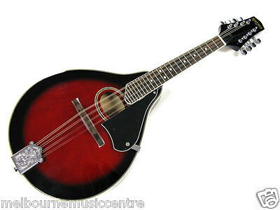 BRYDEN MANDOLIN Arch Top Teardrop 'A' Style *Exceptional Value For Money* NEW!