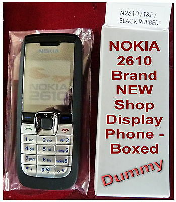 NOKIA 2610 Brand NEW Shop DUMMY Display Phone - Boxed