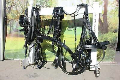 Amish made team draft horse biothane harness brand new 100% MADE IN USA