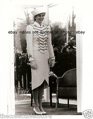 Princess Diana Of Wales Lady Di Spencer Mother Prince William Harry 8 X 10 Photo