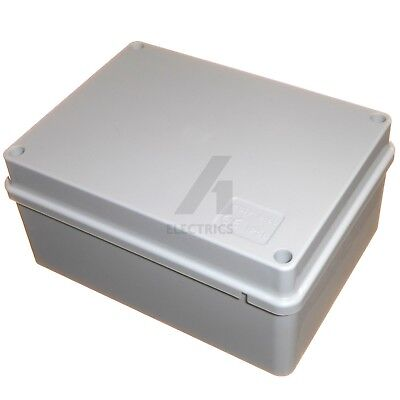 150 x 110 x 70mm Weatherproof Junction Connection Adaptable Box IP56 Enclosure