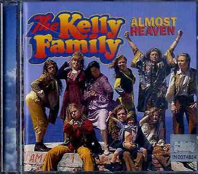 KELLY FAMILY Almost Heaven CD NEAR MINT