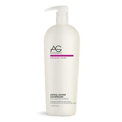 AG Colour Savour Color Protection Conditioner – 33.8 oz