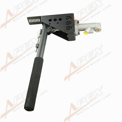 Universal Hydraulic Handbrake Vertical Horizontal E-Brake Drift Black
