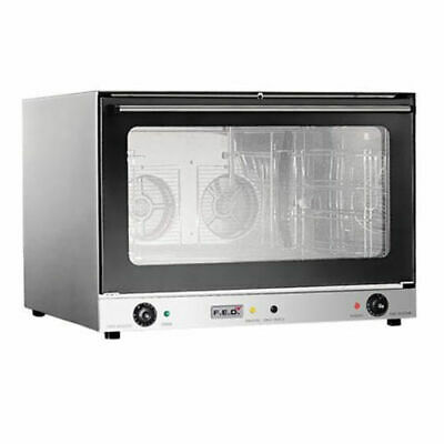Convection Oven, Fits 4 Trays (600mm x400mm) ConvectMax Commercial Quality