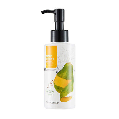 THE FACE SHOP Smart Peeling Mild Papaya 150ml Free gifts