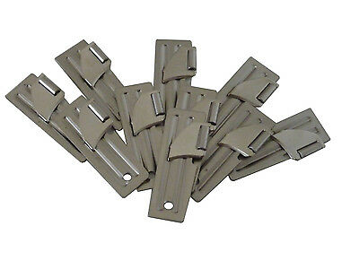 10pc G.I. Original Military Army Issue P51 P-51 Can Opener US Shelby Co. Made