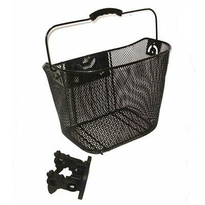 Xtech Bicycle Quick Release Front Bike Basket For Extra Storage