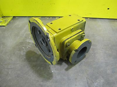 "Winsmith 917Mdsf Gearbox Speed Reducer 50:1 Ratio .37Hp Input 5/8"" 7/8"""