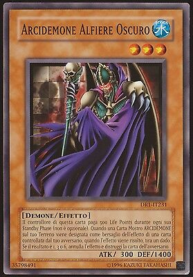 Arcidemone Alfiere Oscuro - Dr1-It231 Yu-Gi-Oh
