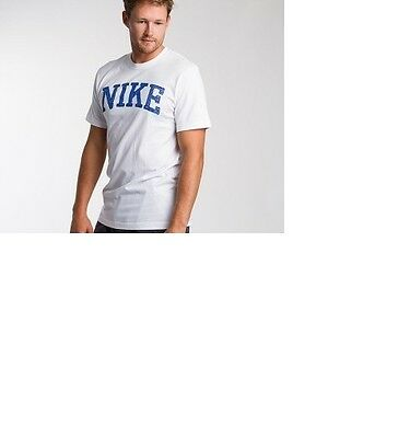 Mens Nike Regular Fit 100% Cotton T-Shirt In Assorted Colours - Sizes M, L & Xl!