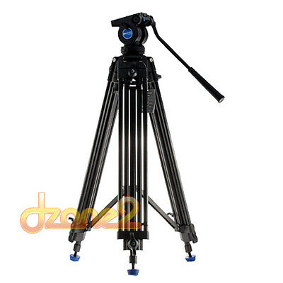 Pro Benro KH-25 Camcorder Remote Control Fluid Head Handle Video Tripod T234